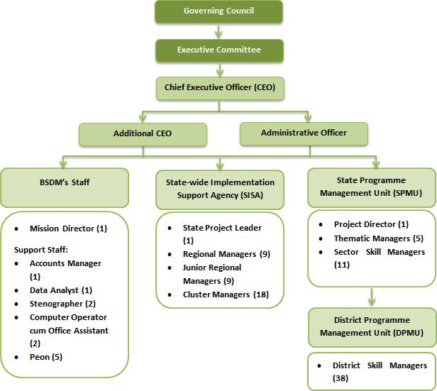 Ziva Foundation Hierarchy & Operational Model